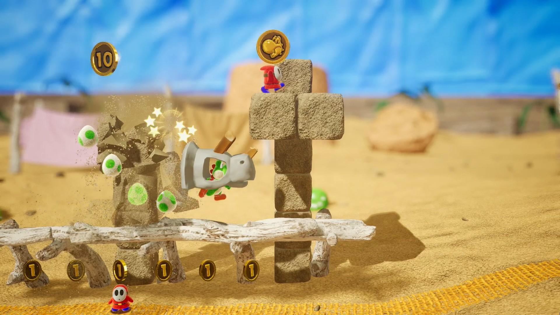 Yoshi für Nintendo Switch - Ein Gameplay-Trailer class=