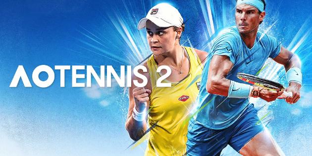 Newsbild zu AO Tennis 2 lässt euch im Januar die Schläger schwingen