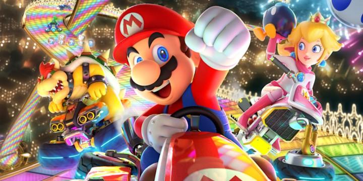 Newsbild zu Im Doppelpack: Target listet gemeinsame Handelsversion von Mario Kart 8 Deluxe und Super Mario Party