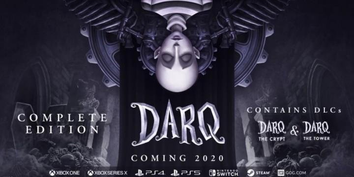 Newsbild zu Aufwachen ist keine Option – Horrorspiel DARQ: Complete Edition für die Nintendo Switch angekündigt
