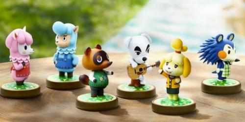 Newsbild zu Werft einen genauen Blick auf die ersten amiibo-Figuren zu Animal Crossing