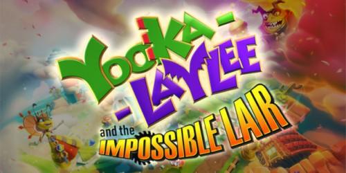 Newsbild zu Mini-Patch für Yooka-Laylee and the Impossible Lair erscheint zusammen mit der Demo