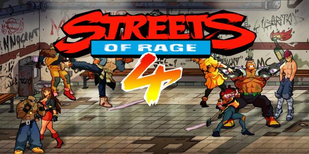 Newsbild zu Neuester Gameplay-Trailer zu Streets of Rage 4 lässt das Herz von Nostalgie-Fans höher schlagen