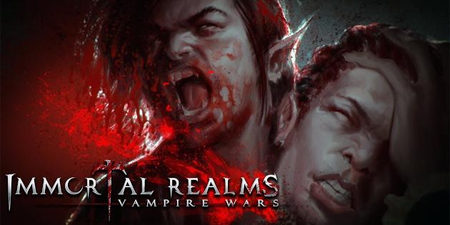 Newsbild zu Veröffentlichungstermin für Immortal Realms: Vampire Wars steht fest