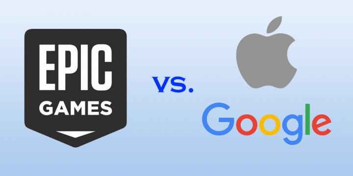 Newsbild zu Epic Games kämpft gegen Apple und Google – Das hat es mit dem Konflikt auf sich