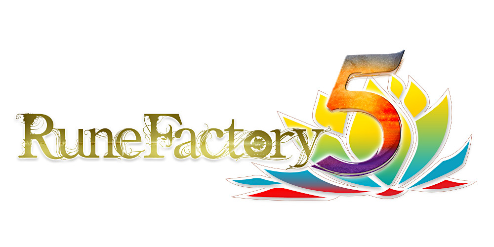 Rune Factory 5 - Neues Logo