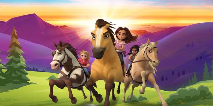 Newsbild zu DreamWorks Spirit: Luckys großes Abenteuer verspricht spannende Pferdeerlebnisse auf der Nintendo Switch
