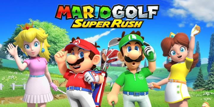 Newsbild zu Neuester Trailer zu Mario Golf: Super Rush zeigt chaotische Zustände auf den Golfplätzen des Pilzkönigreichs