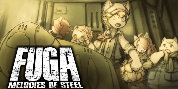 Newsbild zu Weitere Videos zu den Spielmechaniken von Fuga: Melodies of Steel veröffentlicht