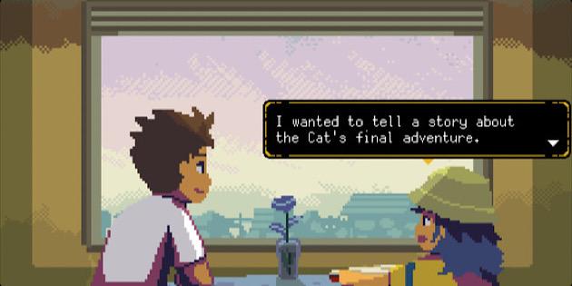 Newsbild zu Das Adventure A Space for the Unbound erscheint diesen Winter für Nintendo Switch