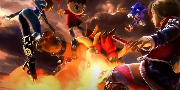 Newsbild zu Um 16 Uhr beginnt unser Super Smash Bros. Ultimate-Turnier: Hier sind alle Teilnehmer und das Bracket