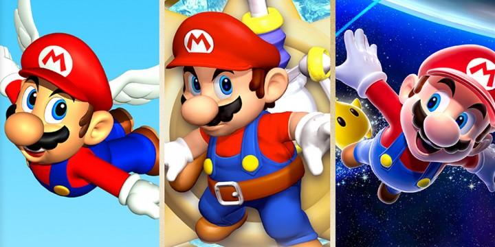 Newsbild zu Umfrage der Woche: Was ist euer liebstes 3D-Mario-Abenteuer?