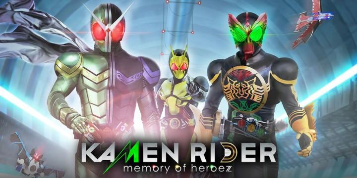 Newsbild zu Das Action-Abenteuer Kamen Rider: Memory of Heroez wird am 29. Oktober in Japan veröffentlicht