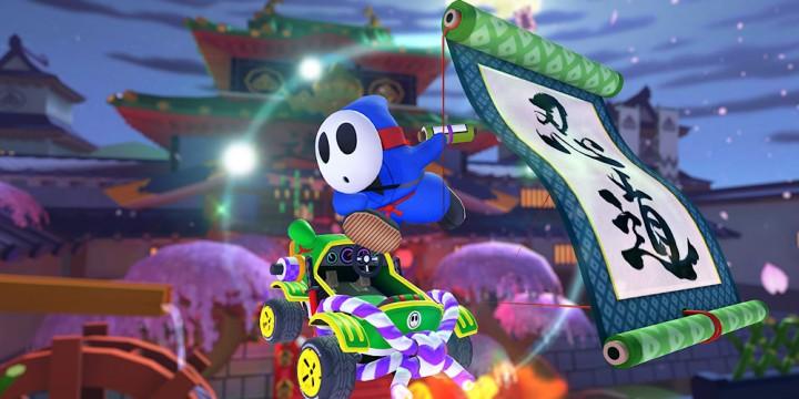 Newsbild zu Flink wie ein Shy Guy: Die Ninja-Tour-Saison beginnt heute in Mario Kart Tour