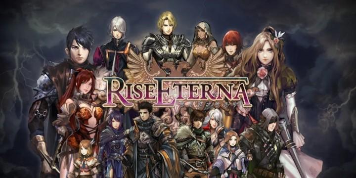 Newsbild zu Forever Entertainment veröffentlicht eine physische Version des Taktik-Rollenspiels Rise Eterna