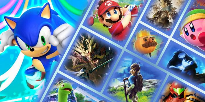 Newsbild zu Diese Nintendo Switch-Spiele erwarten euch in dieser Woche (KW 36/2021)