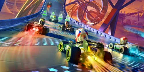 Newsbild zu Wii U eShop-Spieletest: F1 Race Stars: Powered Up Edition