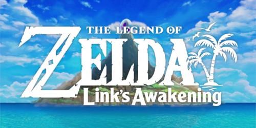 Newsbild zu The Legend of Zelda: Link's Awakening jetzt in unserem Live gezockt