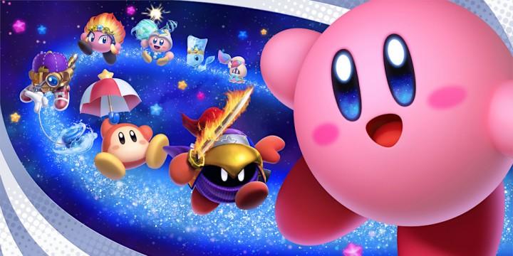 Newsbild zu HAL Laboratory kündigt Artbook zu Kirby Star Allies an