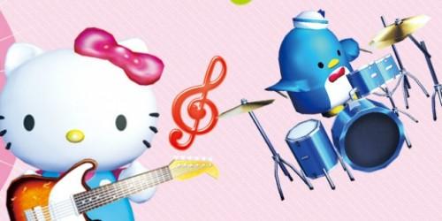 Newsbild zu 3DS-Spieletest: Hello Kitty & Friends: Rockin' World Tour