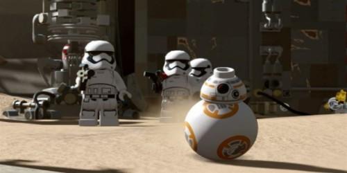 Newsbild zu LEGO Star Wars: Das Erwachen der Macht: Seht euch die ersten Screenshots der Nintendo 3DS-Version an