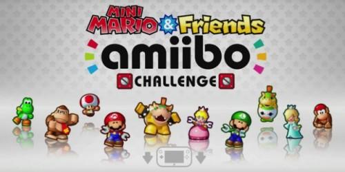 Newsbild zu Offizieller Trailer stellt euch die Features von Mini Mario & Friends amiibo Challenge vor
