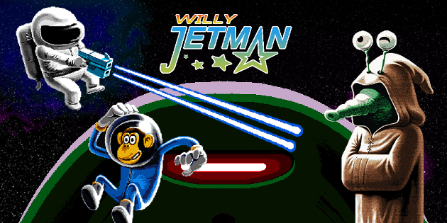 Newsbild zu Vom Straßenkehrer zum Helden – Willy Jetman: Astromonkey's Revenge für kommendes Jahr angekündigt