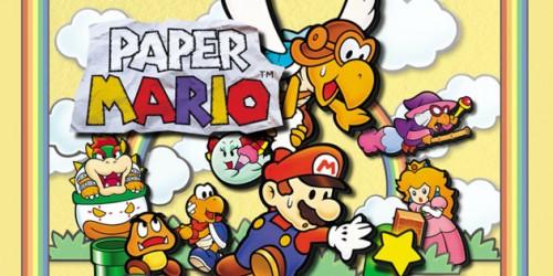 Newsbild zu Umfrage der Woche: Welcher Paper Mario-Titel ist euer Favorit?