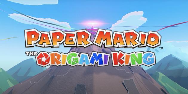 Newsbild zu Nintendo veröffentlicht umfangreichen Trailer zu Paper Mario: The Origami King