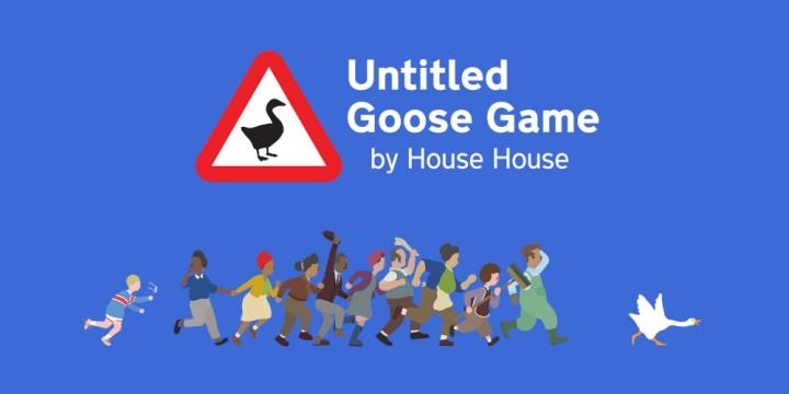 """Newsbild zu HONK! – Schnattert uns euren größten Streich als hinterlistige Gans und gewinnt die limitierte """"Lovely Edition"""" von Untitled Goose Game"""