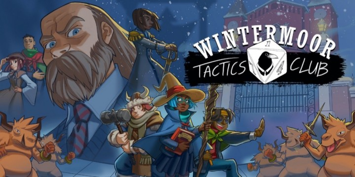 Newsbild zu Back to School: Wintermoor Tactics Club erscheint im September für die Nintendo Switch