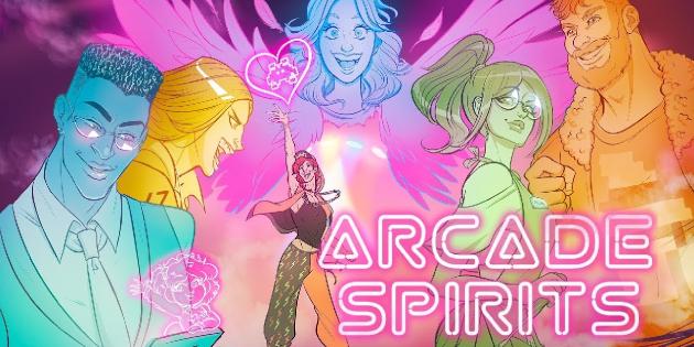 Newsbild zu Romantische Visual Novel Arcade Spirits erscheint im Mai für die Nintendo Switch
