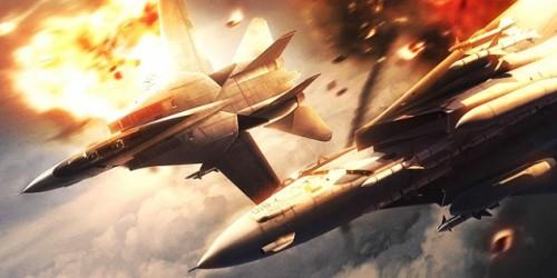 Newsbild zu Kommt bald ein neues Ace Combat angeflogen?