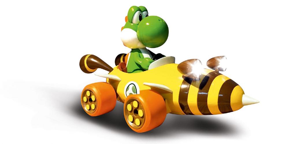 Yoshis Bienenmobil