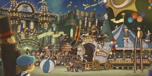 Newsbild zu Japan: Professor Layton und die Maske der Wunder+ im Trailer
