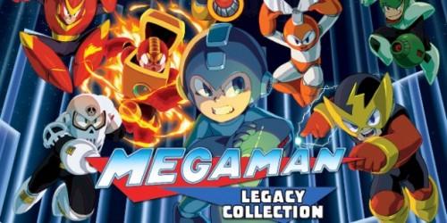 Newsbild zu Japanischer Launch-Trailer zur Mega Man Legacy Collection erschienen