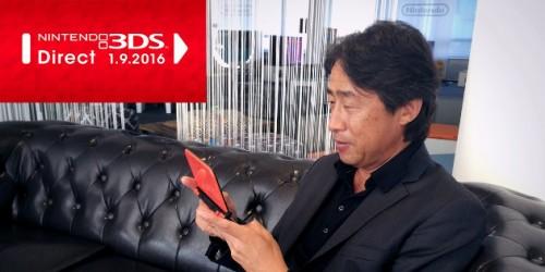 Newsbild zu Unsere Meinungen zur Nintendo 3DS Direct vom 1. September 2016