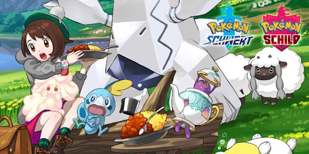 Newsbild zu Pokémon Schwert und Schild – Seriencodes sind nicht länger regional beschränkt