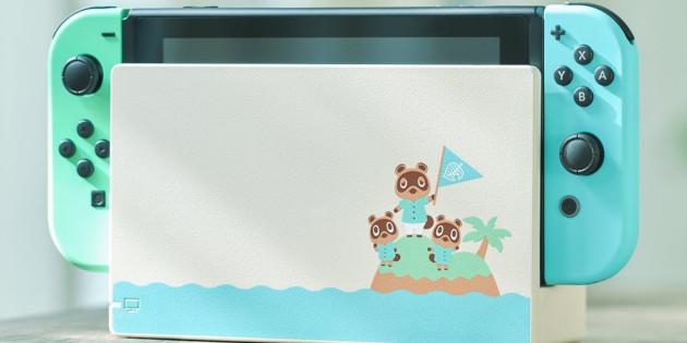 Newsbild zu Mehrere Unboxing-Videos zur Nintendo Switch Animal Crossing: New Horizons-Edition auf YouTube veröffentlicht