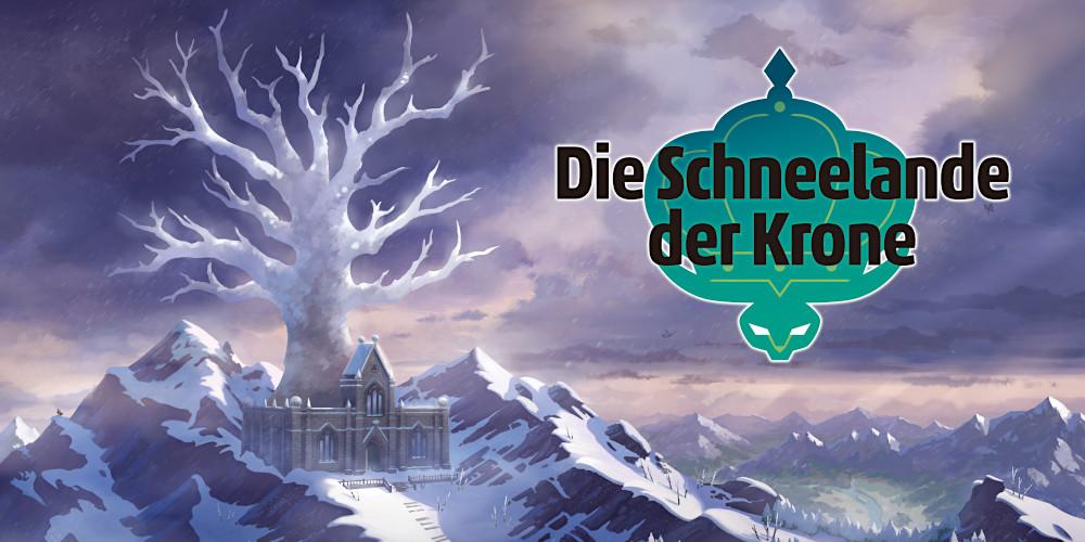 Pokémon Schwert und Schild - Die Schneelande der Krone