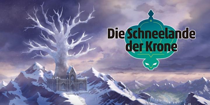 Newsbild zu Die Schneelande der Krone ist ab sofort für Spieler von Pokémon Schwert und Pokémon Schild erhältlich