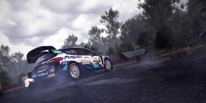 Newsbild zu WRC 10 rast auf die Nintendo Switch zu