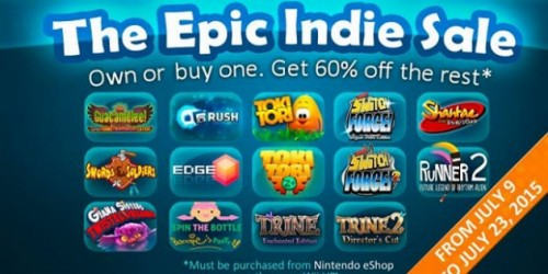 Newsbild zu Entwickler äußern sich zum Epic Indie Sale und künftigen Kollaborationen
