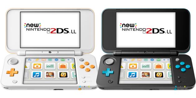 Nintendo stellt New 2DS XL vor: Leistung wie New Nintendo 3DS XL
