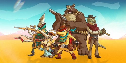 Newsbild zu 3DS eShop-Spieletest: Dillon's Rolling Western: The Last Ranger