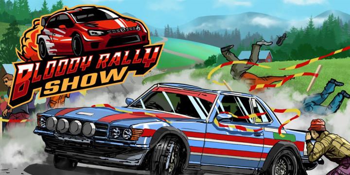 Newsbild zu Blutige Rally-Action: Bloody Rally Show für Nintendo Switch angekündigt