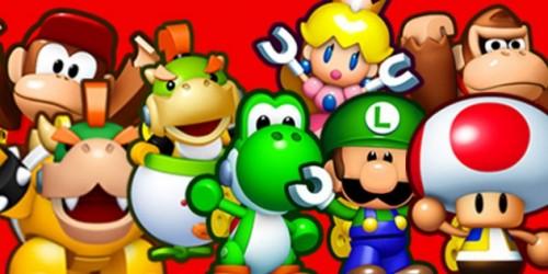 Newsbild zu Charakter-Trailer zu Mini Mario & Friends: amiibo Challenge erschienen