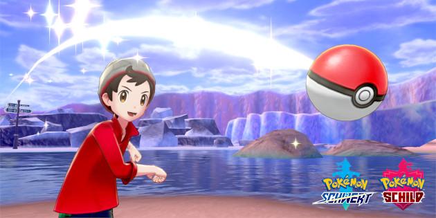 Newsbild zu Es gab externe Hilfe bei der Entwicklung von Pokémon Schwert und Schild