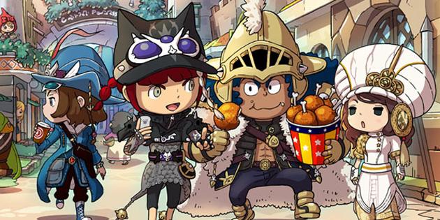 Newsbild zu Snack World-Anime ist ab sofort mit englischer Sprachausgabe auf Crunchyroll verfügbar