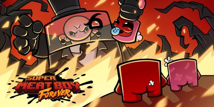Newsbild zu Retail im Doppelpack: Super Meat Boy und Super Meat Boy Forever erhalten limitierte Editionen bei Limited Run Games